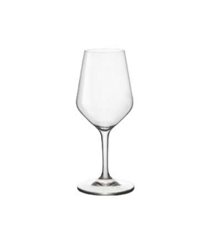 Wine Glass, 6-1/2 oz., x-small, Bormioli, Electra (USA stock item) (minimum = ca