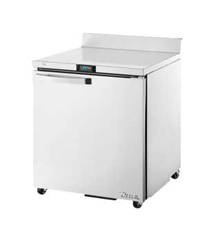 Spec Series ADA Compliant Work Top Refrigerator, one-section, SPEC Package 1 inc