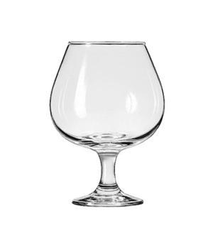 "Brandy Glass, 22 oz., Safedge® Rim and foot guarantee, EMBASSY®, (H 6""; T 2-3/4"""