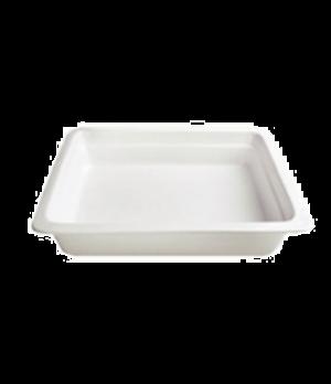 "Platter Insert, 86 oz. (2.5 liter), 12-1/2"" (32 cm), 1/2 gastronorm, square, Le"