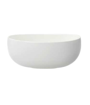 "Bowl, 11-5/8"" x 8-5/8"", 101 oz., premium porcelain, Urban Nature"