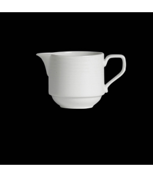 Creamer, 5 oz., handled, porcelain, Rene Ozorio Virtuoso (USA stock item) (minim