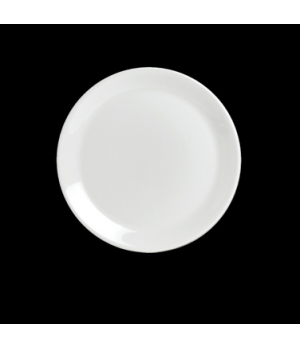 "Plate, 6"" dia., round, coupe, vitrified china, Performance, Taste (Canada stock"