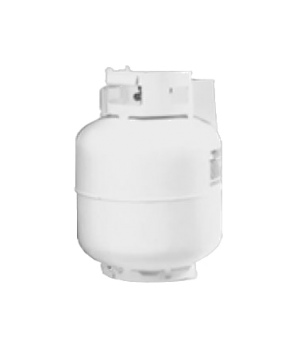 Propane Tank, 20 lb., for standard MCB's, patio heaters & steamer/griddles & TG-