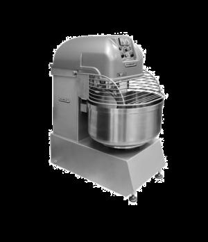 Hobart Spiral Mixer, 10.7 HP spiral motor & a 1.5 HP bowl motor, 350-pound capac