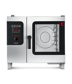 """Combi Oven/Steamer, electric, boilerless, (6) 13"""" x 18"""" half size sheet pan or ("""
