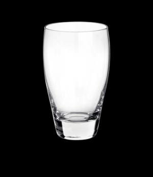 Cooler, 18-1/2 oz., Bormioli, Fiore (USA stock item) (minimum = case quantity)