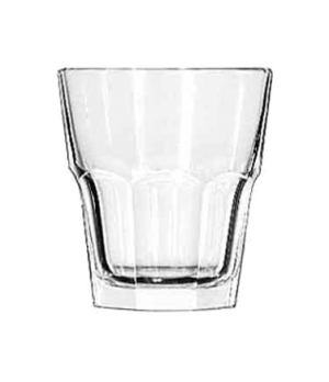 "Rocks Glass, 5-1/2 oz., DuraTuff®, GIBRALTAR®, (H 3-1/8""; T 3""; B 2-1/8""; D 3"")"