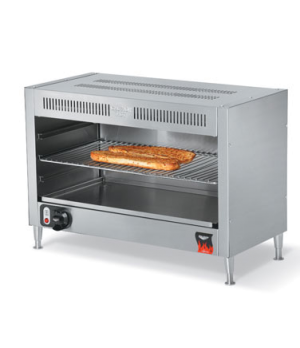 "Cayenne® Cheesemelter/Warmer Oven, Electric, stainless construction, 25-1/2""W x"