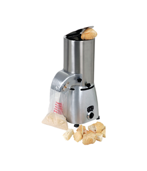 (23865) Bread Grater, fan cooled motor, includes safety cover, 1-1/2 HP, 110v/60