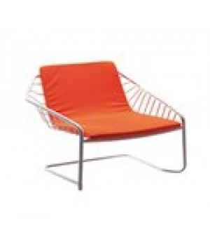 Cantilever Lounge Stacking Chair, indoor