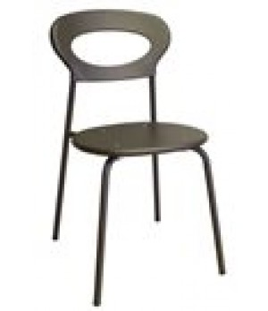 Sporty Stacking Side Chair, outdoor/indo