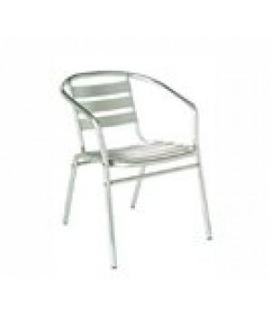 Sara Stacking Armchair, outdoor/indoor,