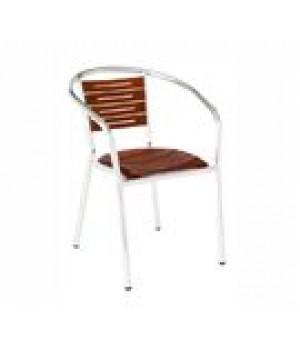 Sofia Stacking Armchair, outdoor/indoor,
