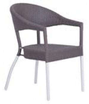 Donna Stacking Armchair, outdoor/indoor,