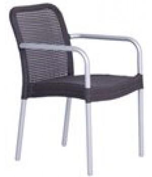 Rita Stacking Armchair, outdoor/indoor,