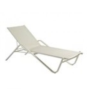 Holly Chaise, adjustable, indoor/outdoor