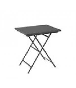 Arc En Ciel Folding Table, rectangular,