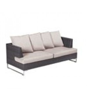 Luxor Lounge Sofa, outdoor, synthetic wi