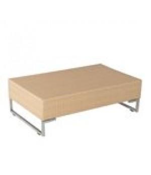 "Luxor Coffee Table, rectangular, 40"" x 2"