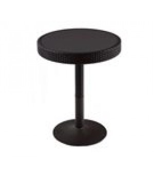 "Charleston Table, round, 24"" dia. x 29-1"