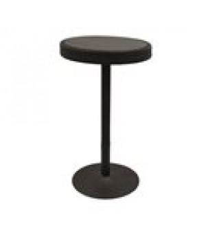 "Charleston Bar Table, round, 24"" dia. x"
