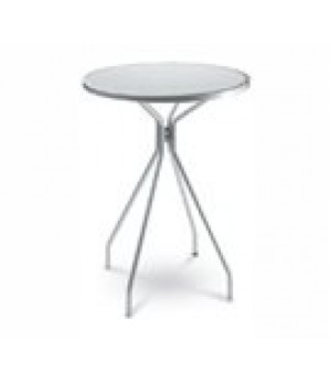 "Cambi Bar Table, round, 32"" dia. x 41-1/"