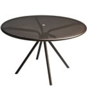 "Forte Table, round, 42"" dia. x 29-1/2""H,"
