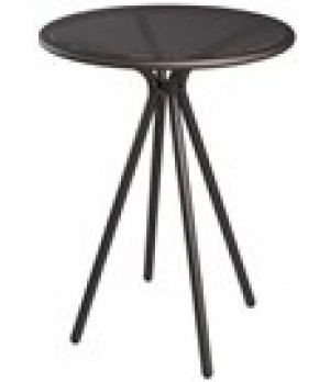 "Forte Bar Table, round, 32"" dia. x 41-1/"