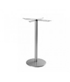 Bistro Table Base, bar height, for tops