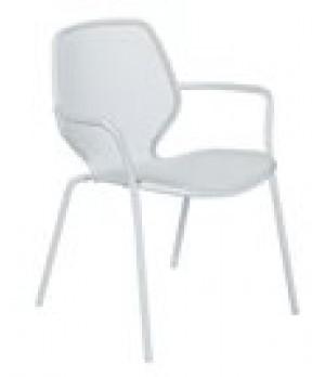 Onda Stacking Armchair, outdoor/indoor,