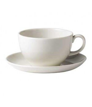 "6"" capital jupiter cappuccino saucer"