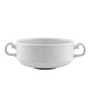 10 oz., horizons silhouette soup cup, stackable
