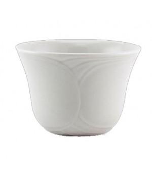 (7169) Horizons Silhouette Bouillon Cup/Sugar Bowl, 7-3/4 oz. (23.0 cl), embosse
