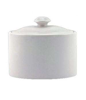 7.5 oz., stratford sugar bowl, lid