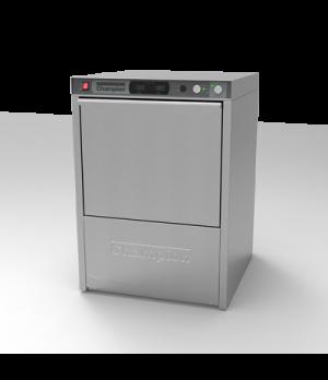 "Dishwasher, undercounter, 24""W x 26-3/4""D x 33-3/4""H, high temperature sanitizin"