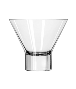 "Cocktail Glass/Dessert, 7-5/8 oz., Series V225 (H 3-1/2""; T 4-1/8""; B 1-7/8""; D"