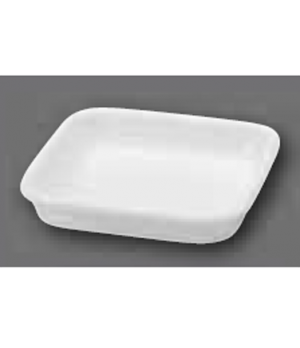 "Serving Dish/Lid, 4"" x 4"", square, oven, microwave and dishwasher safe, porcelai"