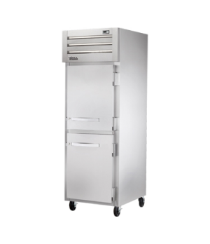 SPEC SERIES® Freezer, Reach-in, -10° F, one-section, stainless steel front/sides