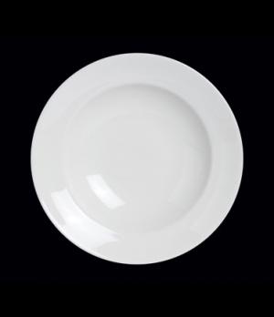 """Soup Plate, 16 oz., 9-1/2"""" dia. x 1-3/4""""H, round, Distinction, Vogue, Vogue Whit"""