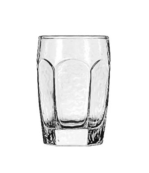 "Juice Glass, 6 oz., Safedge® Rim guarantee, CHIVALRY®, (H 3-3/4""; T 2-3/8""; B 2-"