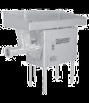 Hobart Meat Grinder, 5 HP Motor, #46 Grinding End, Magnetic Starter, 215 RPM Tra