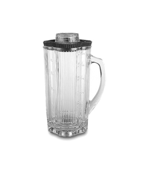 Blender Container, with lid, 40 oz., glass, for BB900S, BB900P & BB900G