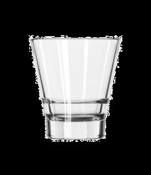 "Rocks Glass, 9 oz., DuraTuf®f, ENDEAVOR™, (H 3-7/8""; T 3-1/2""; B 2-1/4""; D 3-1/2"
