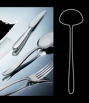 "Soup Ladle, 11"", stainless steel, La Tavola, Chill Out (USA stock item) (minimum"