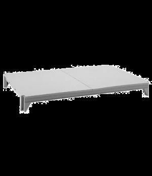 "Camshelving® Shelf Plate Kit, 24""W x 36""L, solid, includes: 2 traverses & a shel"