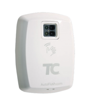 TC AutoFlush®, contains (1) AutoFlush® unit, tools & batteries, for tank toilets