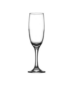 Flute Glass, 7-1/2 oz. (215ml), tempered glass, Imperial Plus