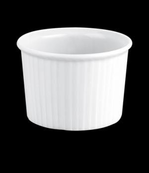 "Ramekin N°2, 6 oz., 3"" dia., round, deep, 260416BL, porcelain, Pillivuyt, Genera"
