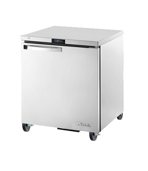 Spec Series Undercounter Freezer, -10° F, SPEC Package 1 includes: (stainless st